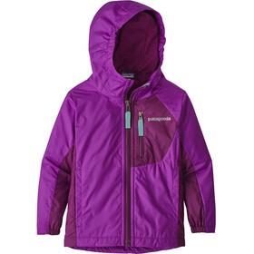 Patagonia Kids Quartzsite Jacket Ikat Purple